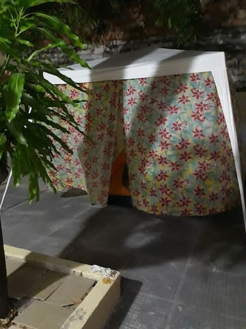 Camping Urbano Pajuçara - Casa de Mala e Cuia