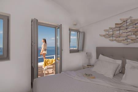 Junior Suite with Caldera View - Imerovigli - 公寓