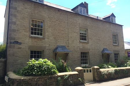Private rooms in a period property - Castle Eaton - Casa