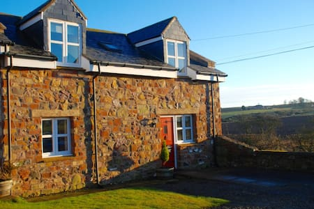 Cosy Country Cottage Near The Coast - Coldingham  - Casa