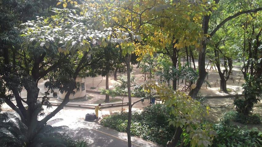 Parque da Jaqueira for family