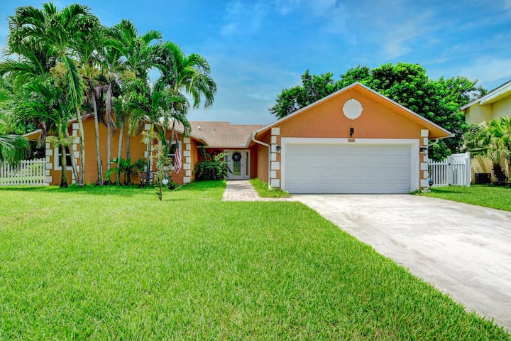 Make yourself at home in Delray Beach
