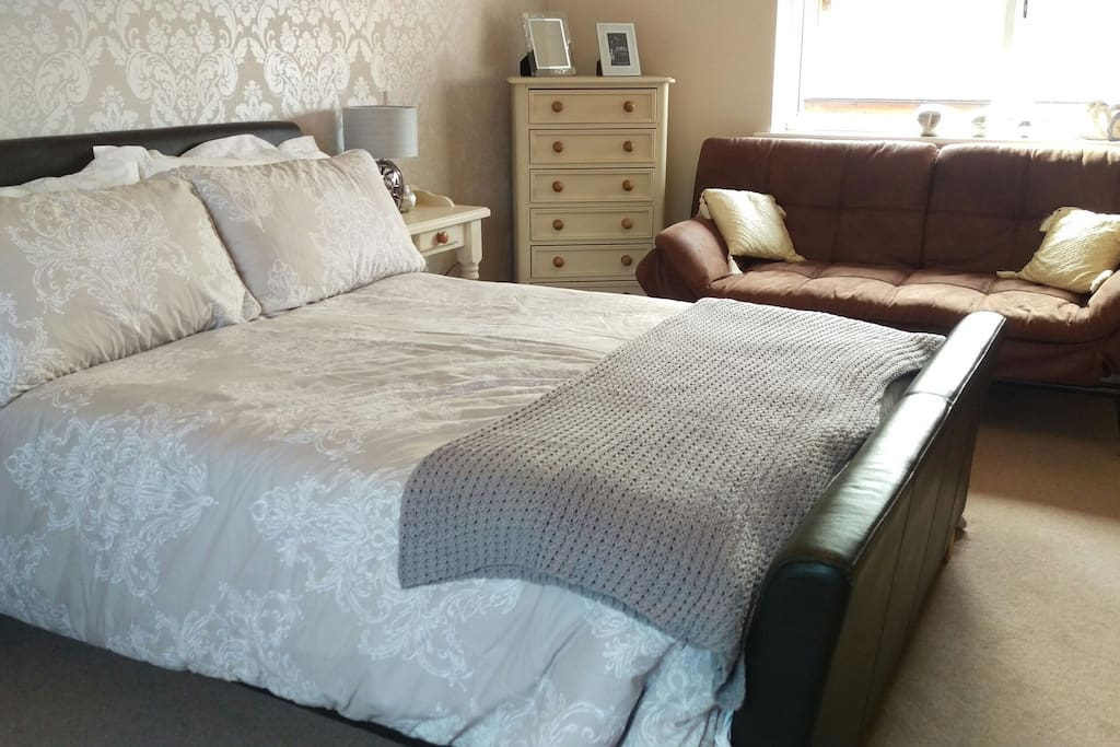 Lancaster University Double Bed Rooms
