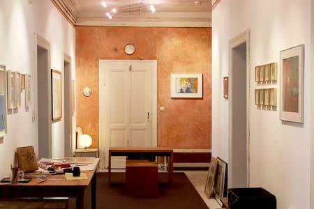 nice room in a artist house - Kassel