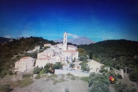T2 en rez de jardin au coeur de la Corse