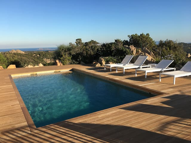 Private Villa in Sardinia - Arzachena - Huvila