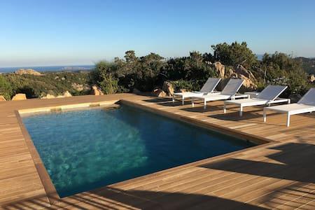 Private Villa in Sardinia - อาร์ซาเชนา - วิลล่า