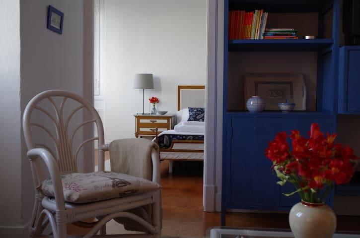 Apartamento céntrico. Vistas al mar - A Coruña - Apartamento