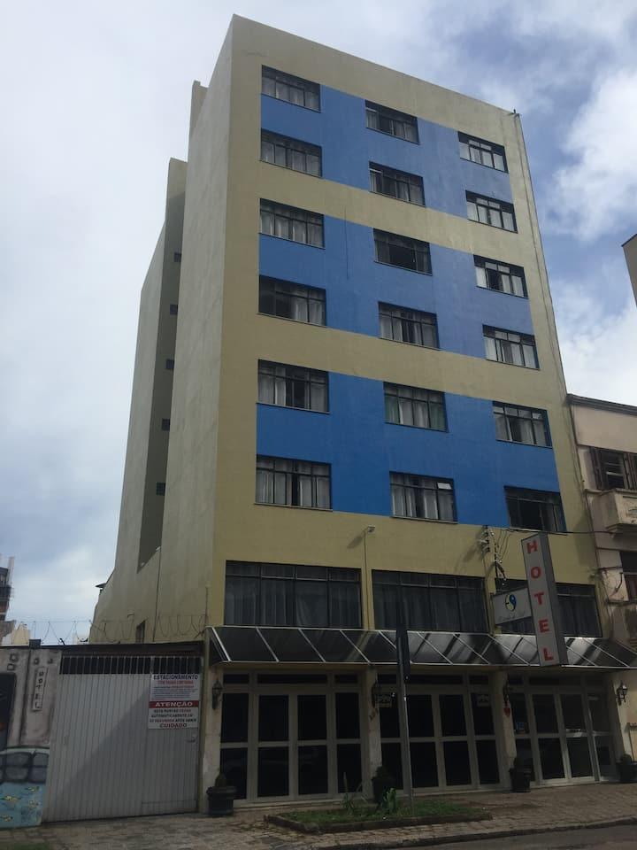 Hotel em Curitiba