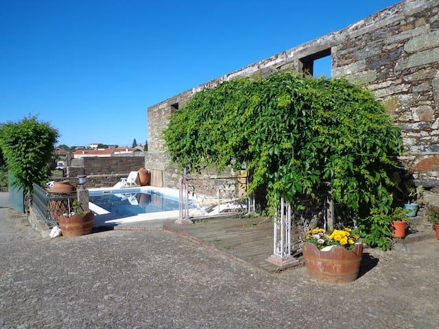 Solar Casa Grande de Poiares - Poiares Peso da Régua - 家庭式旅館