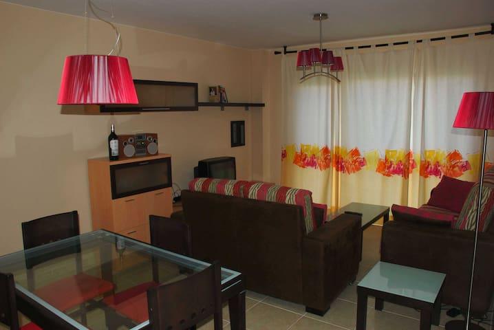 Apartamento en Playa de Miño - Miño - Leilighet