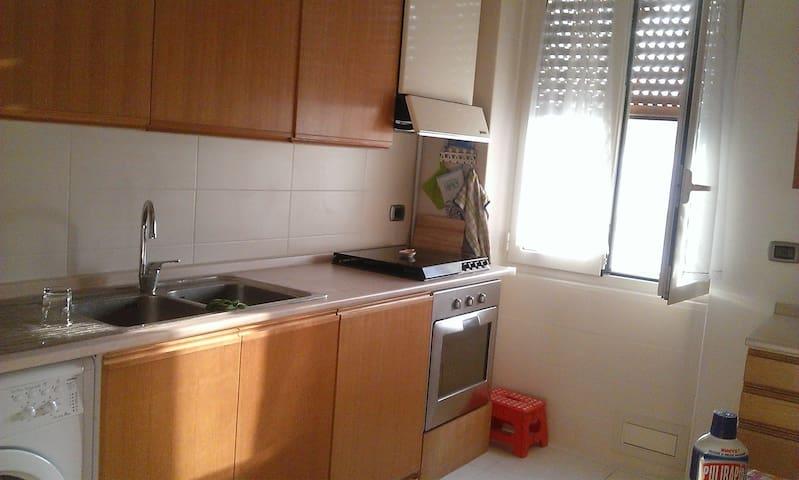 affittasi appartamento casa vacanza - Manfredonia - Leilighet