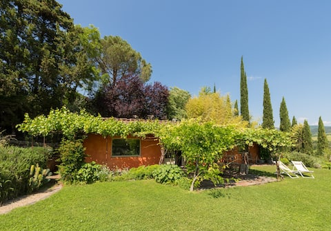 Secluded charming Cottage - Chianti