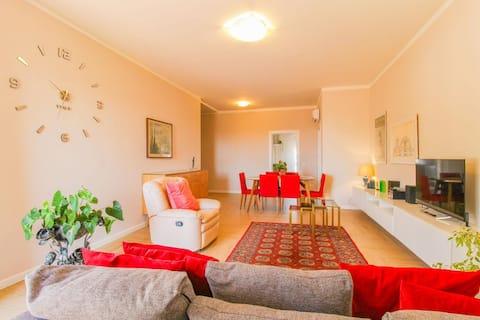 [TUSCAN ★★★★★]: Appartement élégant avec balcons