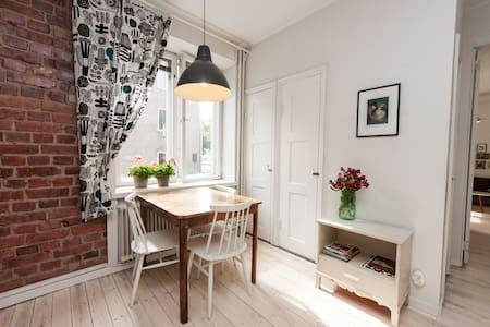 Unique home in atmospheric Vallila - Helsinki