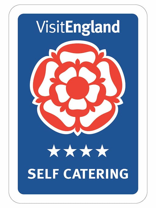 Visit England 4-star Rating
