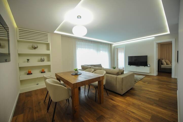 Belgrade Unlimited Apartments Beige