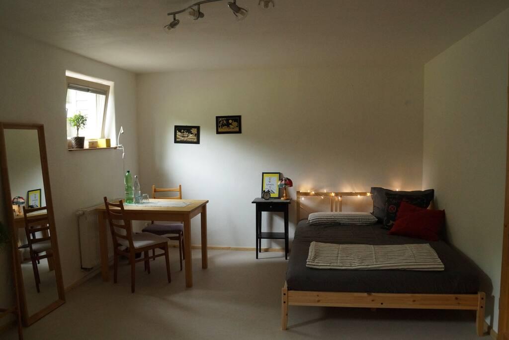 unser Gästezimmer