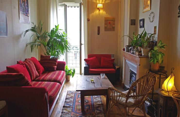 Bel appartement 40m², centre ville