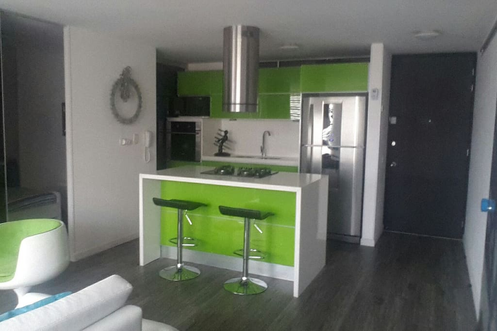 Moderm American kitchen