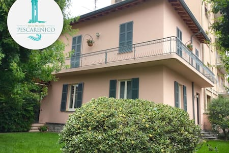 B&B PESCARENICO  Camera Azzurra - Bed & Breakfast
