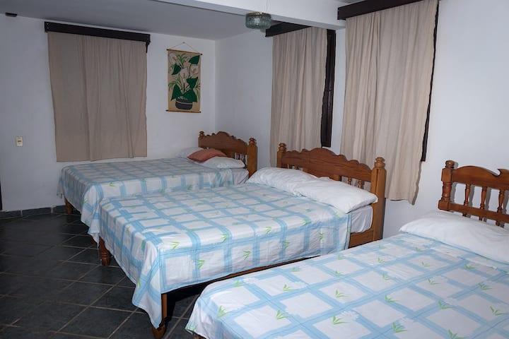 Hotel Casa Puesta del Sol - Cuarto #9