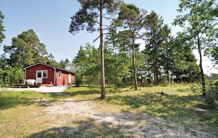 Holiday cottage with 2 bedrooms on 50 m² in Lärbro