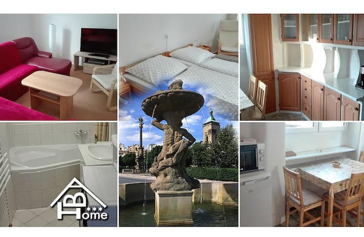 """HB home"" comfortable large apartment only for you"