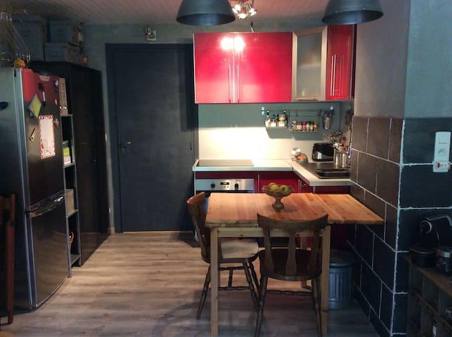 Joli triplex au cœur du vercors - Villard de lans - Apartment