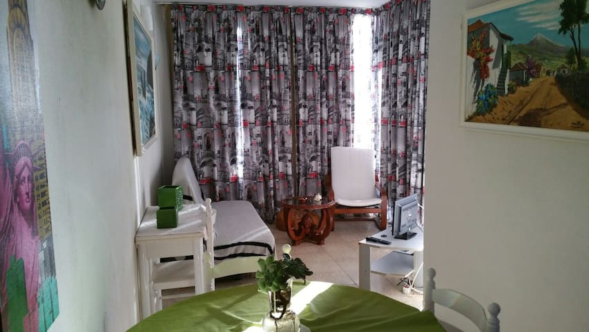 Недорогая уютная квартира у моря - Costa Adeje - Lakás
