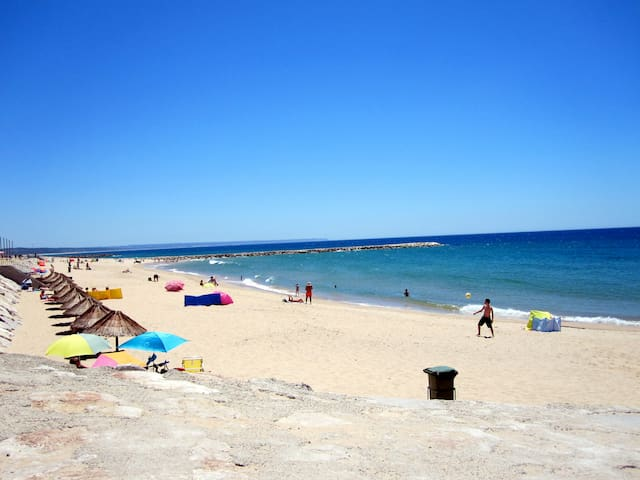 Nice cosy beach apart :) Sun & Fun