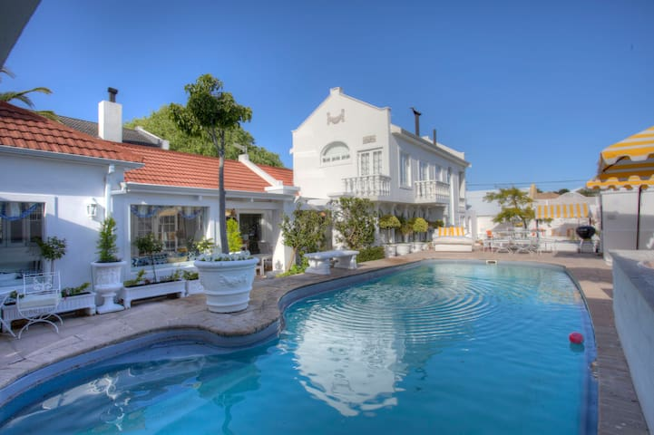 "Our Hermanus House  B&B "" 2"" at 56 Mitchell Sreet"