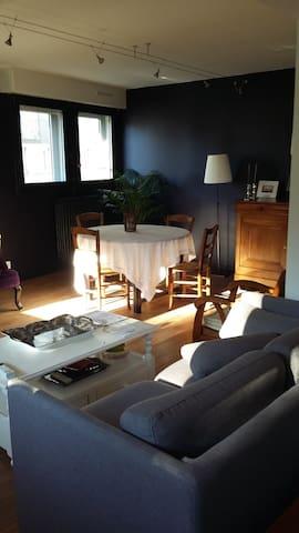 appartement rénové plein centre de la roche - La Roche-sur-Yon - Huoneisto