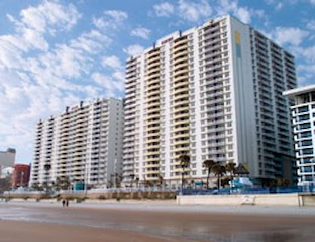 WYNDHAM DAYTONA BEACH RESORT 2 BR - POOL+ - Daytona Beach - Condominium