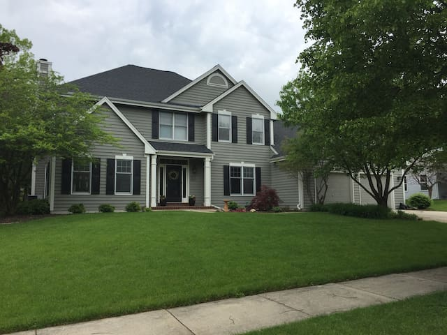 US Open Home Rental in Cedarburg WI
