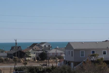 Beach and Bay Two Bedroom Apartment - Kill Devil Hills