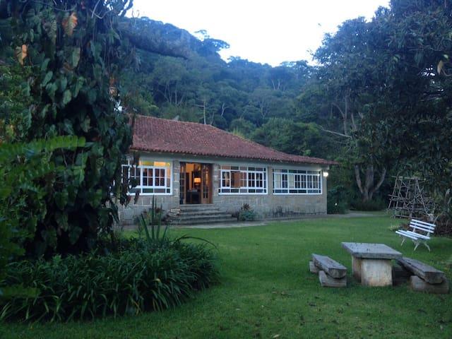 Suite Tarsila - Teresópolis - Huis