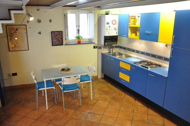 Cozy Pad in the Downtown - Salerno - Dom