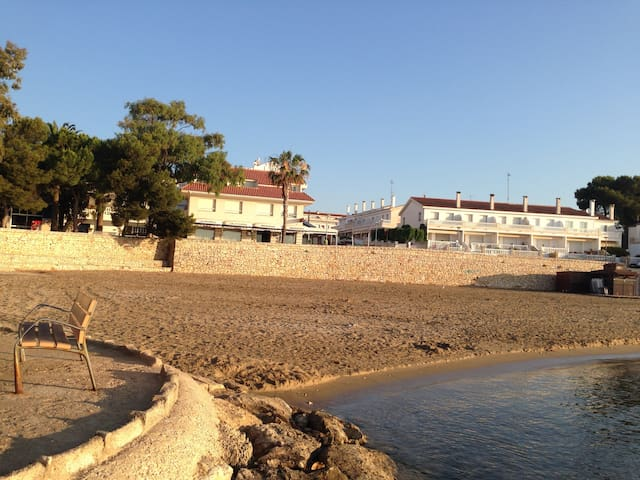 ORNIS only 10 meters from the Beach - Sant Carles de la Ràpita - Apartmen