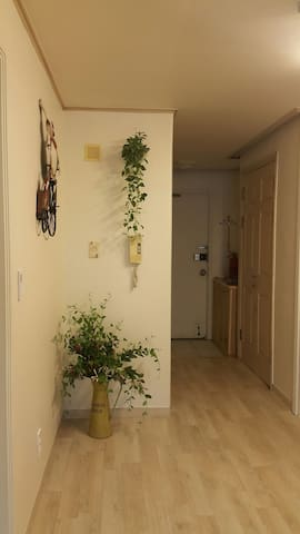 Space for healing (춘천 퇴계동 현대 아파트) - Chuncheon-si - Apartment
