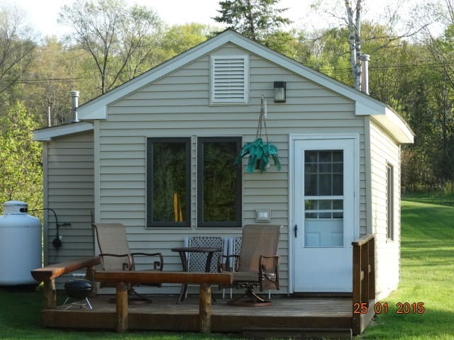 Million Dollar View Cottage - Cheboygan - Srub