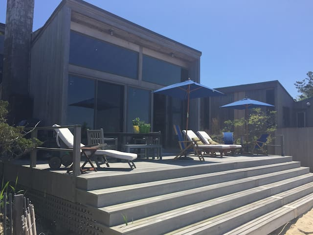 Bayfront Beach House in Fire Island - Fire Island - Σπίτι
