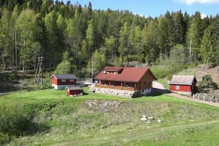 Holtan Gård - Sande - Haus