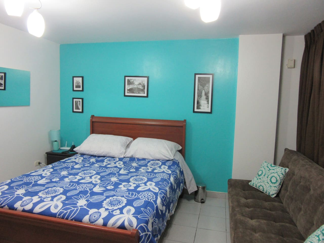 Updated late May of 2015!  New paint from top to bottom, new bathroom fixtures!