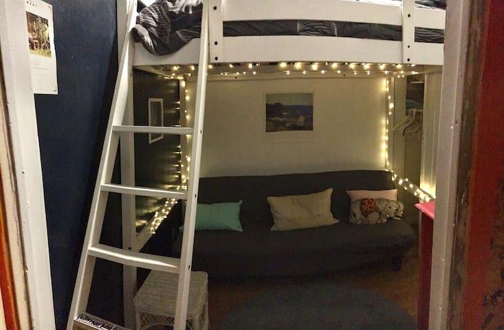 Cozy Room in 4bdrm Apt in Hip Williamsburg
