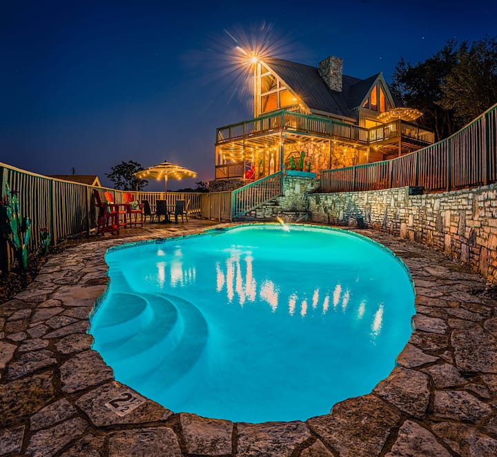 Cielo Vista - 5 Bed   3 Bath   Pool + River Access