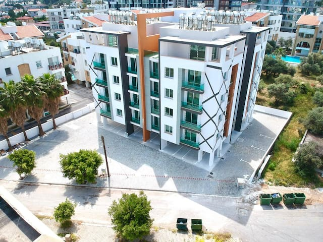 new cute flat for best stay in girne
