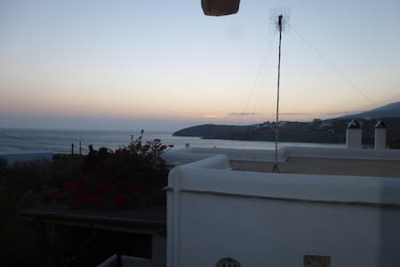 Maison familiale, Ag. Romanos,Tinos - Agios Romanos