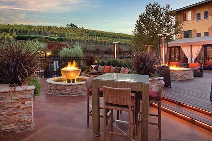 STUDIO AT NAPA VINO BELLO RESORT & SPA - Napa - Multipropietat (timeshare)