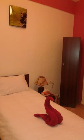 Single room in Down Town - Amman - Bed & Breakfast